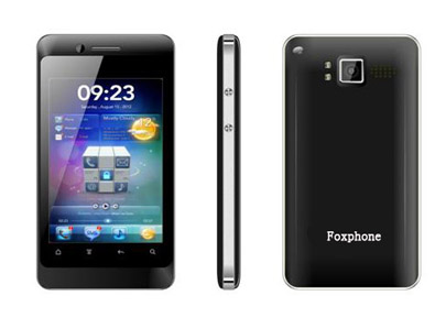 F200B cheap android mobile phone