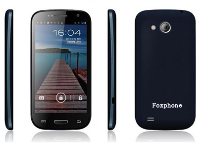 FS3 Dual cpu android 4.0 mobile phone