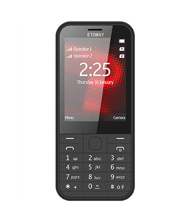 ETOWAY force bar phone